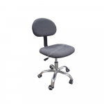 Basic Office Chair without Arms Black