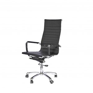 DM 992 Leather High Back Office Chair