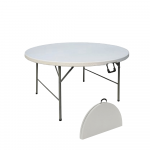 RVFTPC 180 Round Foldable Table