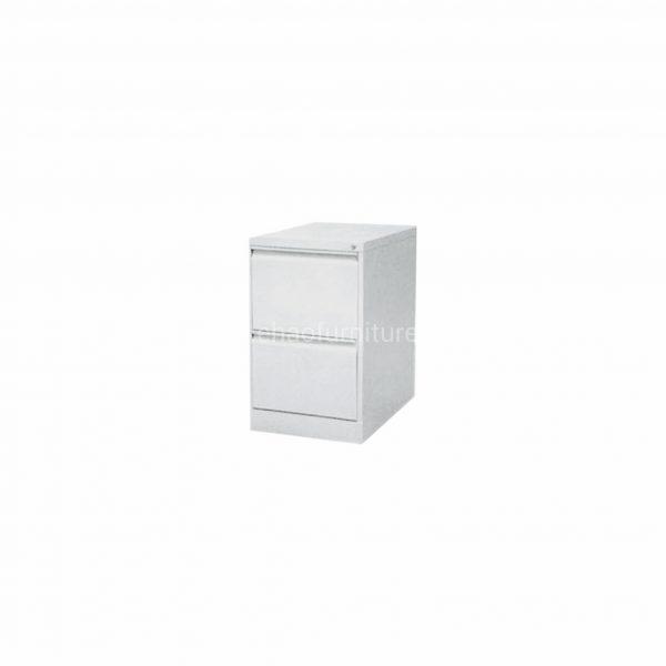 EMBRV 2 Layered Vertical Filing Cabinet