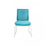 ELMN VC 913 S White Visitor Office Chair