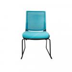 ELMN VC 913 S Black Visitor Office Chair