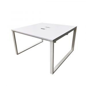 Quad Series Co-Workstation 2-Seater Office Table